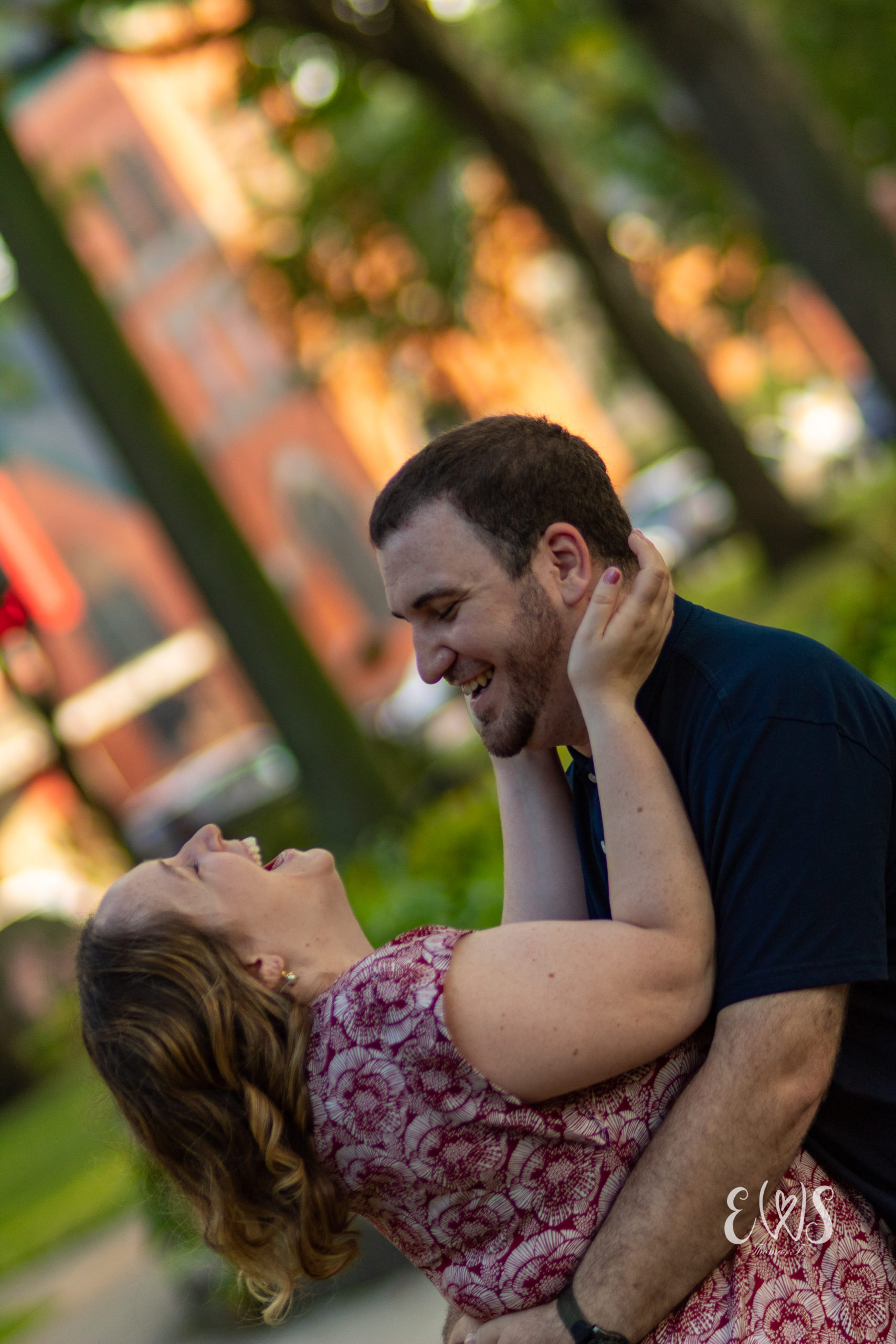 North East- Engagement Photos
