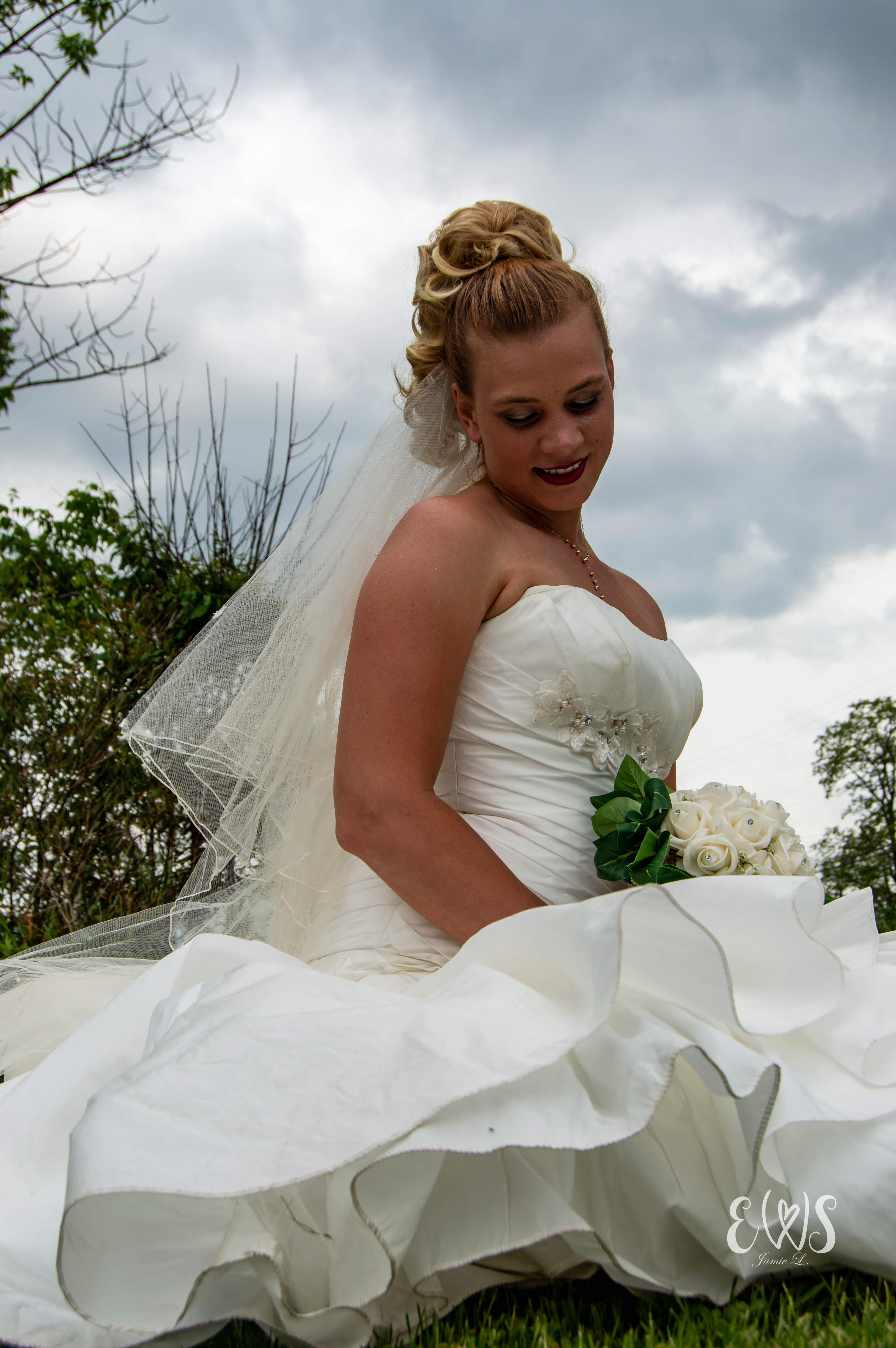 Erie Pa Sweet Summer Bride