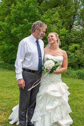 Summer Wedding in Erie