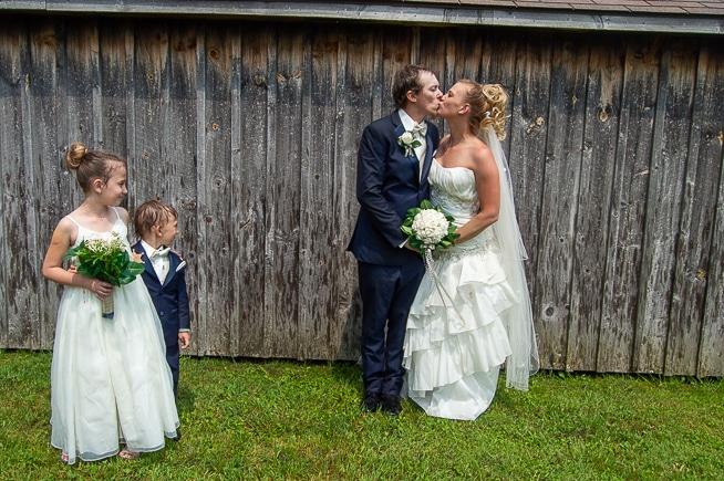 Lovely Wedding Erie Pa