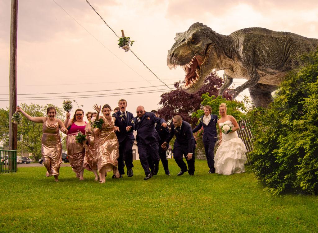 Erie Pa Summer Wedding